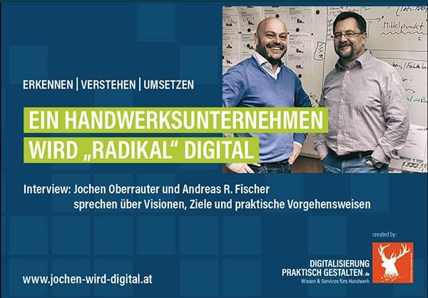 Jochen Oberfauler und Andreas Fischer.